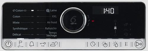Sèche Linge Whirlpool - HSCX90422 - Commandes